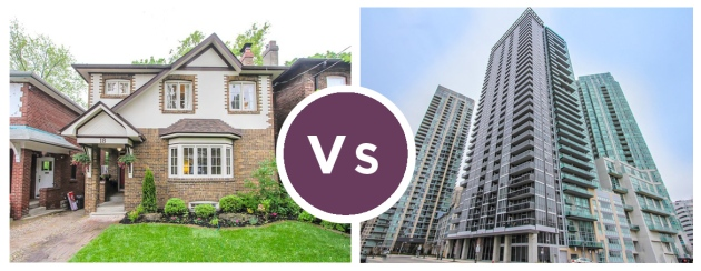 freehold vs condo